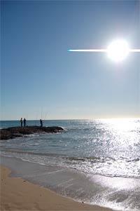 Costa de la luz villas - Palmar beach