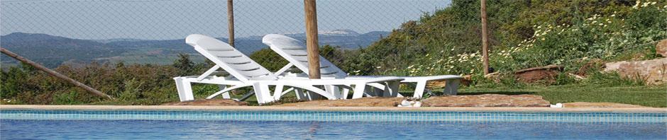 Houses with pool calendars / Calendarios casas con piscina